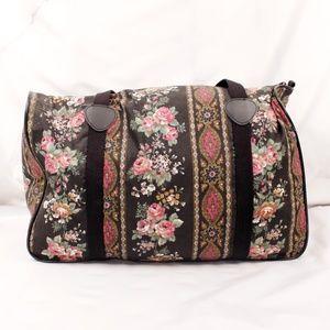 🔥SALE🔥 VTG Floral Weekender Bag